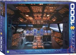 EUROGRAPHICS Space Shuttle Cockpit 1000 db-os (6000-0265)
