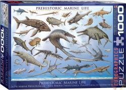 EUROGRAPHICS Prehistoric Marine Life 1000 db-os (6000-0307)