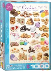 EUROGRAPHICS Cookies 1000 db-os (6000-0410)