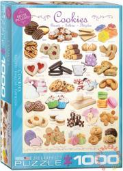EUROGRAPHICS Cookies 1000 db-os (6000-0410)