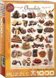 EUROGRAPHICS Chocolate 1000 db-os (6000-0411)