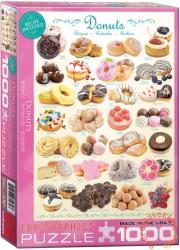 EUROGRAPHICS Donuts 1000 db-os (6000-0430)