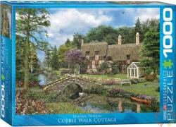 EUROGRAPHICS Cobble Walk Cottage 1000 db-os (6000-0457)
