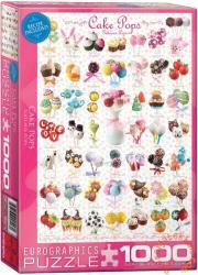 EUROGRAPHICS Cake Pops 1000 db-os (6000-0518)
