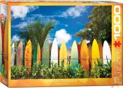 EUROGRAPHICS Surfer's Paradise, Hawaii 1000 db-os (6000-0550)