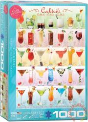 EUROGRAPHICS Cocktails 1000 db-os (6000-0588)