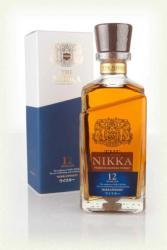 NIKKA WHISKY 12 Premium Blended Whiskey 0,7L 43%
