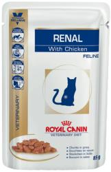 Royal Canin Renal S/O Chicken 12x85g