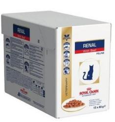 Royal Canin Renal S/O Beef 12x85g