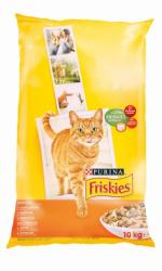 Friskies Adult Chicken & Vegetables 10kg