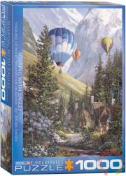 EUROGRAPHICS Douglas R. Laird: Soaring with Eagles 1000 db-os (6000-0630)