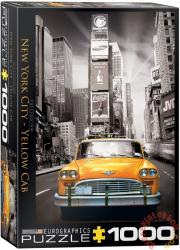 EUROGRAPHICS New York City, Yellow Cab 1000 db-os (6000-0657)