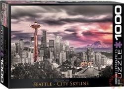 EUROGRAPHICS Seattle, City Skyline 1000 db-os (6000-0660)