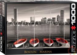 EUROGRAPHICS Boston, Marina 1000 db-os (6000-0661)