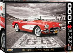 EUROGRAPHICS 1959 Corvette 1000 db-os (6000-0665)
