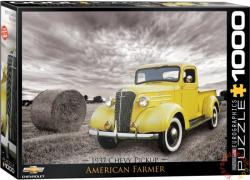 EUROGRAPHICS 1937 Chevy Pickup 1000 db-os (6000-0666)