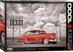 EUROGRAPHICS 1948 Chevrolet Fleetline Aerosedan 1000 db-os (6000-0667)