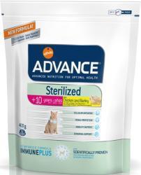 Affinity Advance Sterilized Mature +10 Turkey & Rice 400g