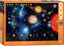 EUROGRAPHICS The Planets 1000 db-os (6000-1009)