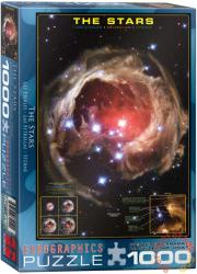 EUROGRAPHICS The Stars 1000 db-os (6000-1012)