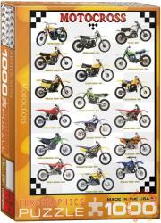 EUROGRAPHICS Motocross 1000 db-os (6000-1020)