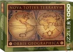 EUROGRAPHICS Antique Map 1000 db-os (6000-1084)