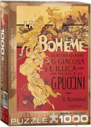 EUROGRAPHICS Puccini, La Bohéme 1000 db-os (6000-1367)