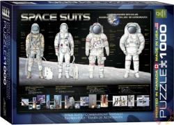 EUROGRAPHICS Space Suits 1000 db-os (6000-1389)