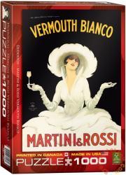 EUROGRAPHICS Martini & Rossi 1000 db-os (6000-1528)
