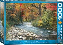 EUROGRAPHICS Forest Stream 1000 db-os (6000-2132)