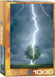 EUROGRAPHICS Lightning Striking Tree 1000 db-os (6000-4570)