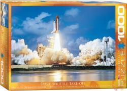 EUROGRAPHICS Space Shuttle Launch 1000 db-os (6000-4608)