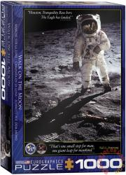 EUROGRAPHICS Walk on the Moon 1000 db-os (6000-4953)