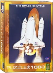 EUROGRAPHICS The Space Shuttle 1000 db-os (6000-4954)