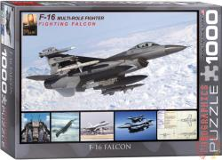 EUROGRAPHICS F-16 Fighting Falcon 1000 db-os (6000-4956)