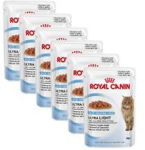 Royal Canin Ultra Light 6x85g
