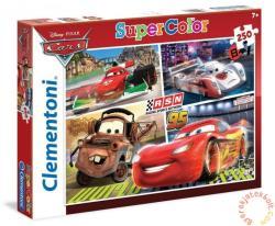Clementoni SuperColor Puzzle - Verdák 250 db-os (29733)