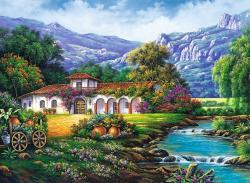 Trefl Hacienda a pataknál 3000 db-os (33051)