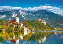 Trefl Bled, Szlovénia 500 db-os (37259)