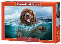 Castorland A nagy barna 1000 db-os (C-103478)