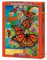 Castorland Monarch Madness - Színes pillangók 1000 db-os (C-103492)