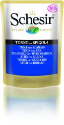 Schesir Tuna & Sea Bass 100g