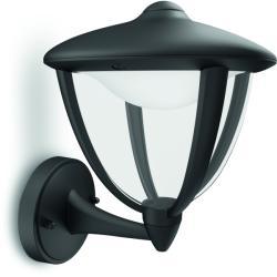 Massive - Philips myGarden - Robin kültéri fali lámpa, fekete 15470/30/16