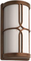 Massive - Philips Nectar kültéri fali lámpa, bronz 17249/06/16