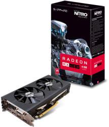 SAPPHIRE Radeon RX 480 NITRO+ 4GB GDDR5 256bit PCIe (11260-02-20G)