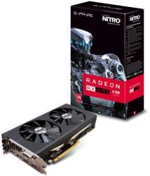 SAPPHIRE Radeon RX 470 NITRO+ OC 4GB GDDR5 256bit PCIe (11256-01-20G)