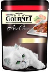 Gourmet A la Carte Beef & Vegetables 85g