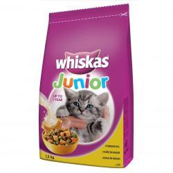 Whiskas Junior Chicken Dry Food 14kg