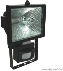 Home FLP 500/BK reflektor, mozgásérzékelővel