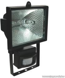 Home FLP 150/BK reflektor, mozgásérzékelővel